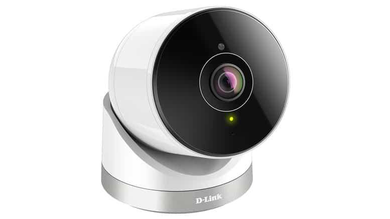 d link kamera för smarta hem